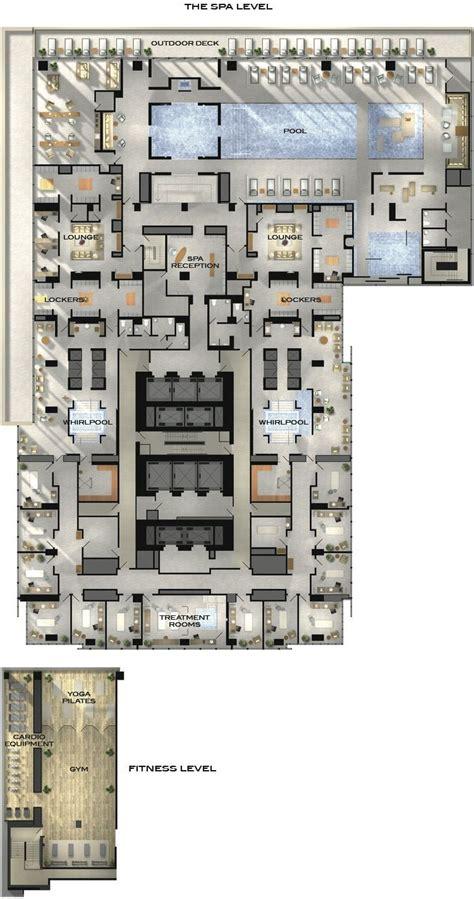 four seasons toronto floor plans four seasons hotel and private residences toronto