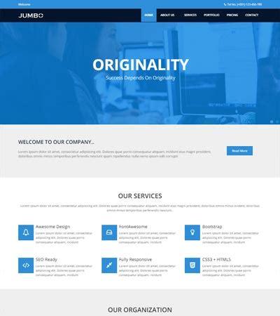membership website templates free multi page website templates free webthemez