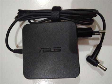 Kabel Adaptor Laptop Asus adaptor asus a455l 19v 3 42a original oem charger laptop ku