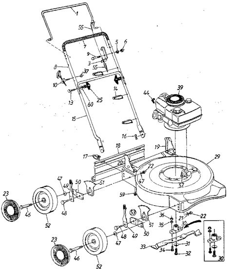 dodge engine cover partsengineering parts listhonda  propelled mowers part diagram
