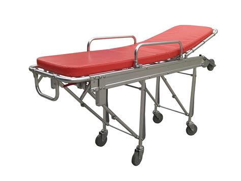 Strecher Ambulance aluminum alloy stretcher for ambulance yxh 3b china