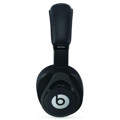 beats by dre executive headphones beats by dr dre executive headphones black iwoot