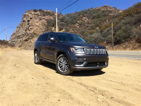 jeep grand cherokee 2017 summit first drive the sky s the limit for 2017 jeep grand
