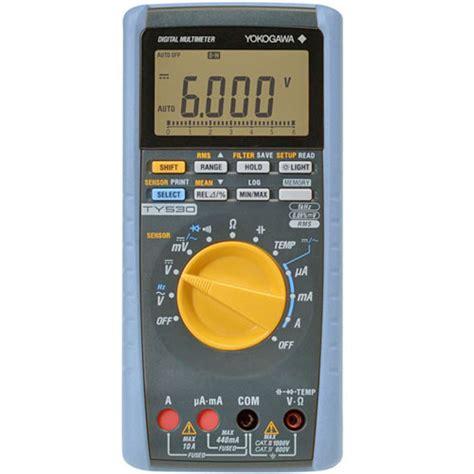 Digital Multimeter Dekko Dm 179t True Rms Temperature Suhu jual yokogawa ty530 digital multimeter true rms produk jepang