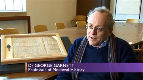 Magna Carta College Oxford Mba by Professor Garnett Interviewed About The Magna Carta For