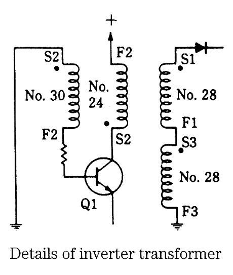 capacitor ignition system index 84 electrical equipment circuit circuit diagram seekic