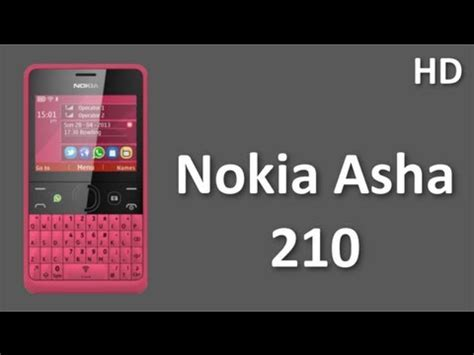 how to download themes for nokia asha 210 nokia asha 210 video clips