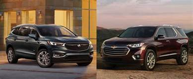 Chevrolet Buick Lfy V6 Will Debut In 2018 Buick Enclave 2018 Chevrolet