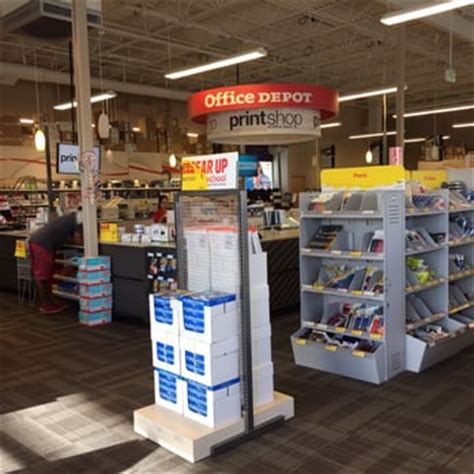 Office Depot Locations Denver Co Office Depot 25 Reviews Office Equipment 616 E