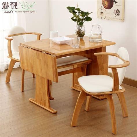 Meja Lipat Kecil Kayu 15 model meja makan lipat minimalis terbaru 2018 dekor rumah