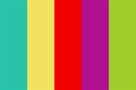 cinco de mayo colors cinco de mayo color palette