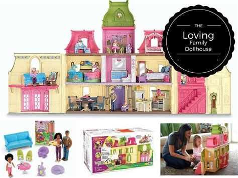 fisher price loving family dolls house loving family dream dollhouse review cute and inexpensive