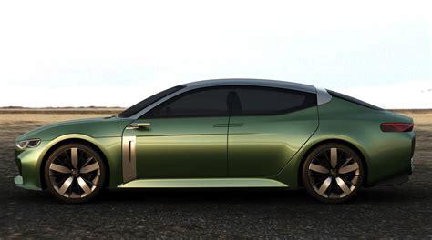 Kia Suv Concept Kia Novo Concept Previews Future Compact Car Design