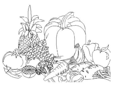 preschool coloring pages of vegetables preschool vegetable coloring pages coloring pages