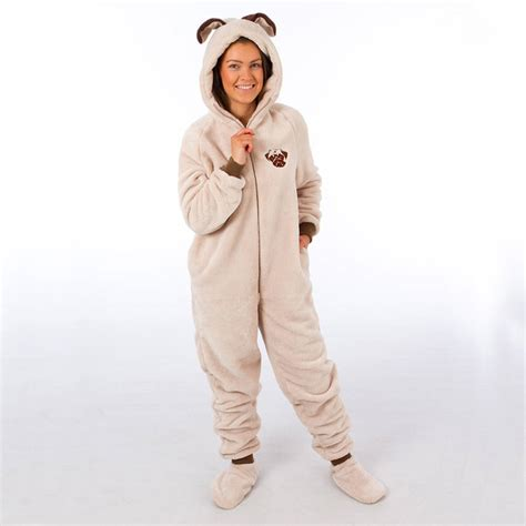 pug onesie pug onesie by the all in one company notonthehighstreet