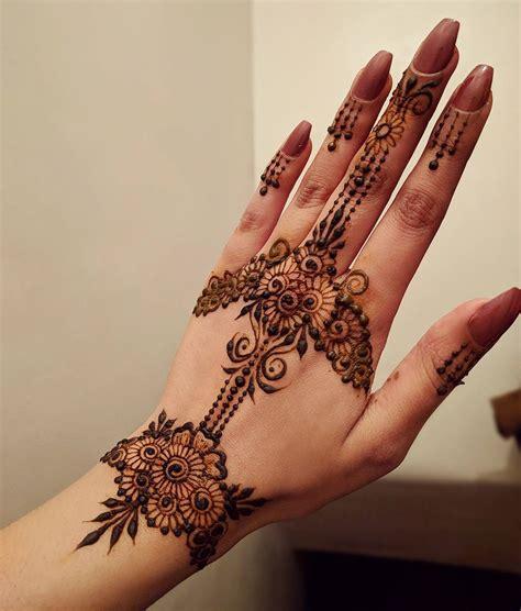 motif tato hena kupu kupu gambar keren henna gambar kupu henna di tangan anak