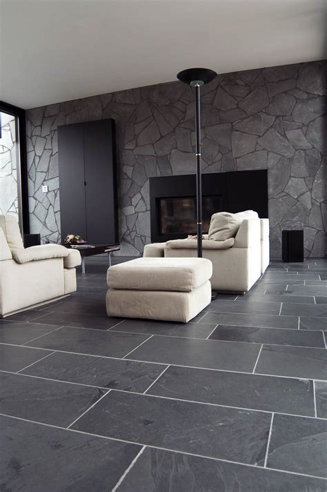 Slate Interiors idesign materials rocks and stones