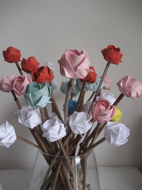origami flowers you free coloring pages 40 origami flowers you can do