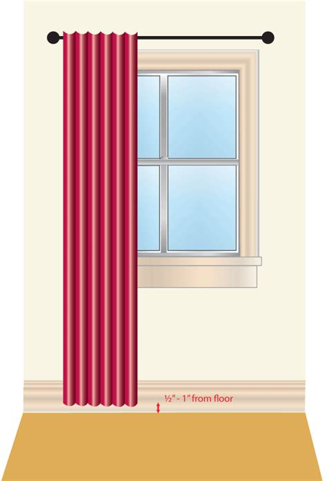 should curtains touch the floor or window sill how to measure for curtains drapes other window