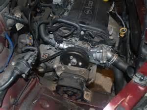 Opel Corsa C Engine Jb Service Opel Corsa C 1 2 Z12xe 55 Kw 2003