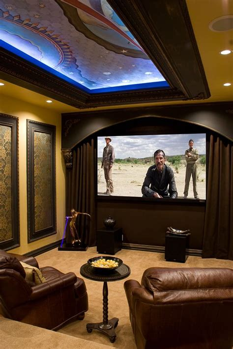 image detail  theater rooms projector home