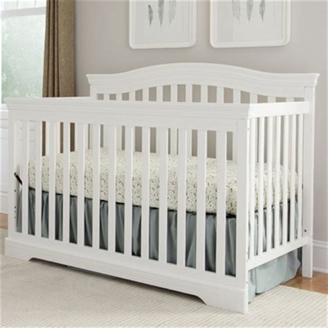 Broyhill Convertible Crib Broyhill Bowen Heights 4 In 1 Convertible Crib In White Free Shipping