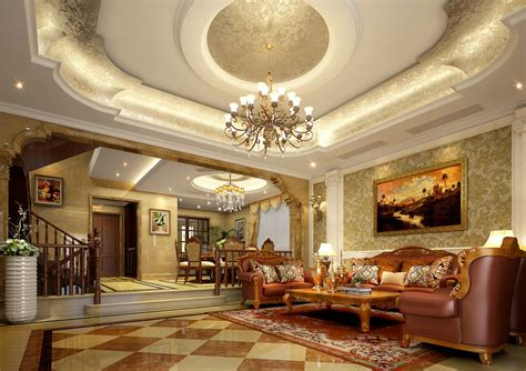 how to do interior decoration at home european style villa interior decoration luxurious new