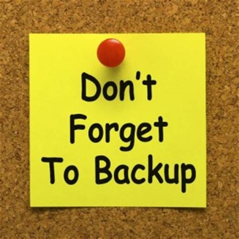 how to your to back up backing up files to avoid loss of data computerhowtoguide