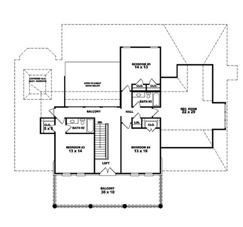 southern plantation floor plans southern plantation home plan 087s 0035 house