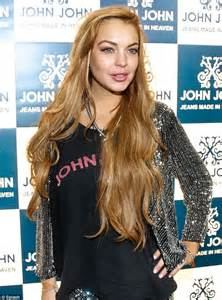 Lindsay Lohan Has A Healthy Appetite by Lindsay Lohan Looks Healthy And Happy As She Works The