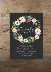 21st invite templates 1000 ideas about 21st birthday invitations on