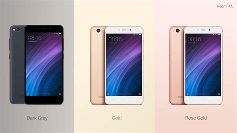 redmi 4a xiaomi redmi 4a launched in india at rs 5 999 with 4g volte