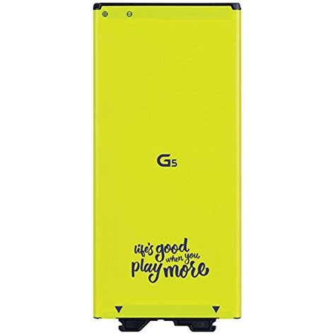 Diskon Baterai Lg G5 Bl 42d1f Original 100 lg spare standard replacement battery bl 42d1f bulk packaging for lg g5 with prime