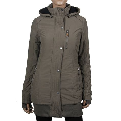ladies bench coats bench razzer ii parka jacket coat windbreaker winter jacket women s bungee ebay