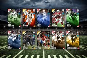Best madden nfl 17 quarterbacks