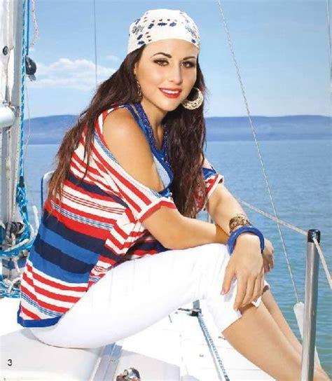 blusa mujer le vertige primavera verano 2013 002 car interior design las 25 mejores ideas sobre capri blanco en pinterest