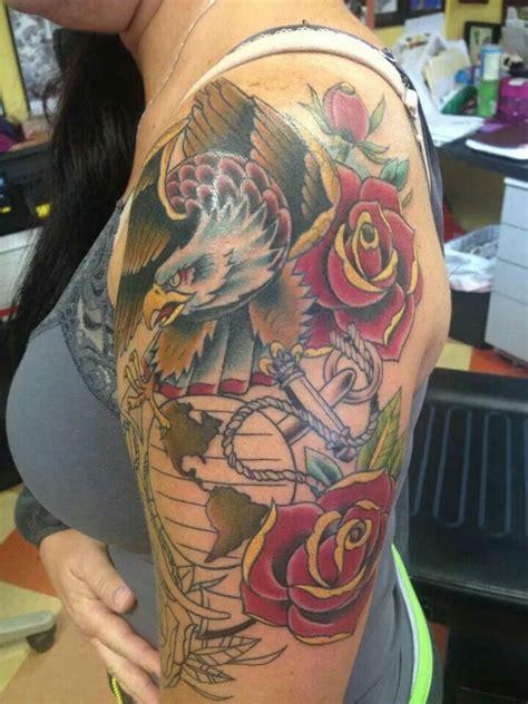eagle tattoo feminine 17 best images about tattoos are art too on pinterest