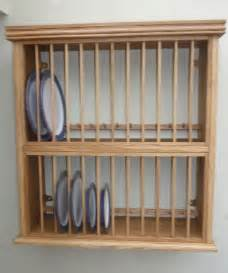 cden rack oak the plate rack co