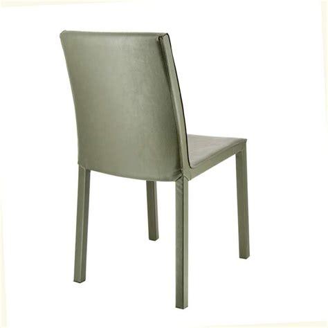 chaise de salle a manger contemporaine chaise de salle 224 manger contemporaine gala 4 pieds