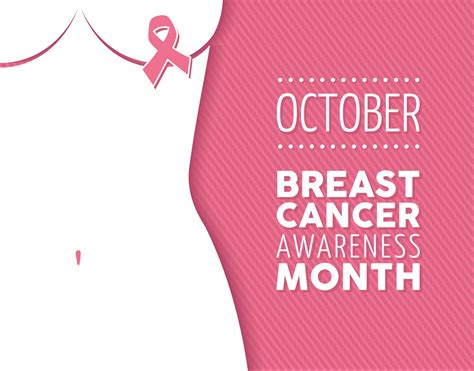 October Is Breast Cancer Awareness Month 2 by October Is National Breast Cancer Awareness Month