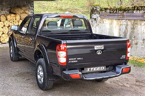 Will China's Great Wall Steed pickup truck find its way to