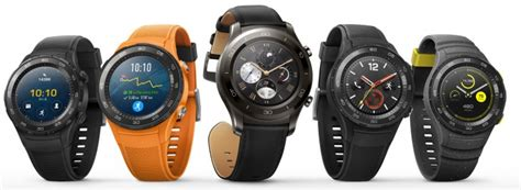 Huawei Watch 2 comes in two versions, there's a Porsche Design model too   GSMArena.com news