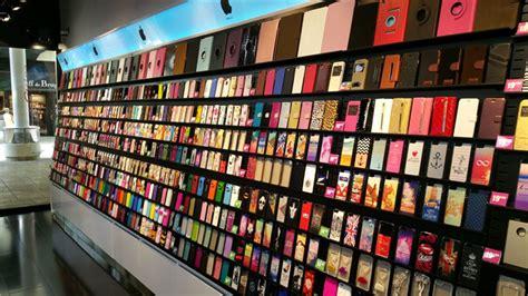 phone accessories shop interior design custom