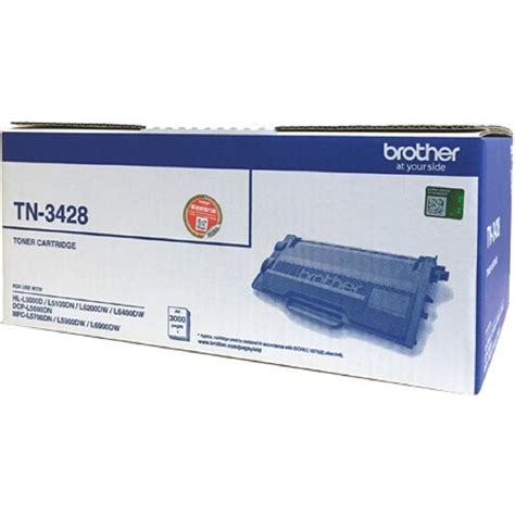 Toner Black Cartridge Original Tn 3428 toner cartridge tn 3428 black