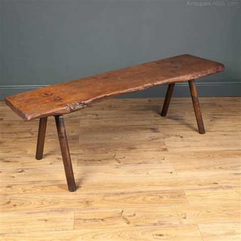 rustic pine bench rustic pine bench antiques atlas