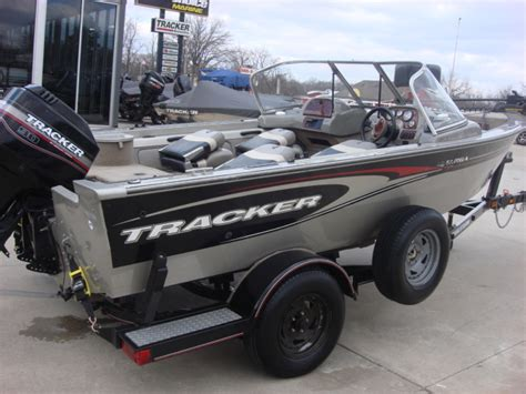 tracker boats used deep v tracker boats multi species deep v targa 17 wt