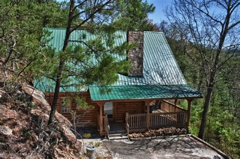 Highest Cabin In The Smokies Pigeon Forge Cabins With A View Great Cabins