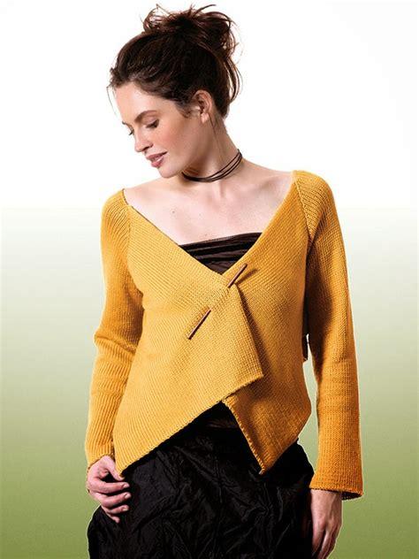 modern knit sweater pattern contemporary knitting patterns free crochet and knit