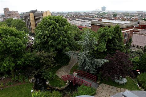 Kensington Roof Gardens by Kensington Roof Gardens Prepares For Garden Squares