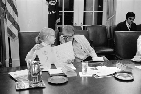 reading training love file amy carter and jimmy carter participate in a speed reading course at the white house